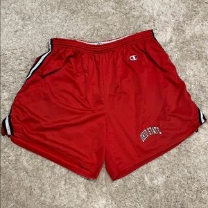 VINTAGE 90s CHAMPION OHIO STATE SHORTS